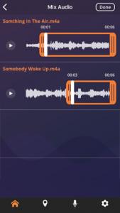 audio mixer app